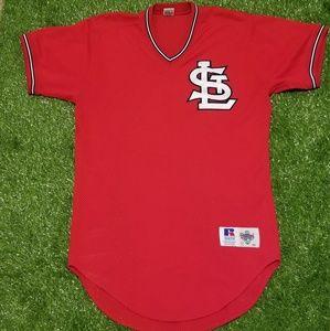 Vintage St Louis Cardinals Authentic Jersey